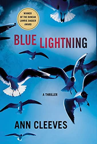 9780312384449: Blue Lightning (Shetland Island Thrillers)