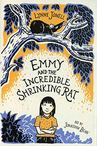 9780312384609: Emmy and the Incredible Shrinking Rat (Emmy and the Rat)