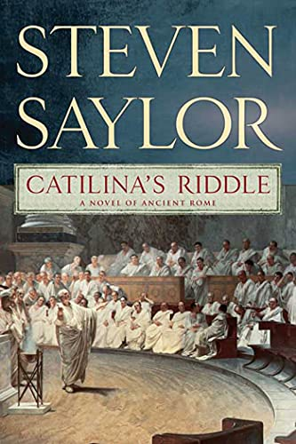9780312385293: Catilina's Riddle: A Novel of Ancient Rome (Novels of Ancient Rome)