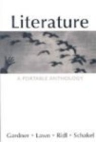 Literature: A Portable Anthology & Bedford Glossary of Critical and Literary Terms & Turn of the Screw 2e (031238551X) by Janet E. Gardner; Ross C. Murfin; Supryia M. Ray; Henry James