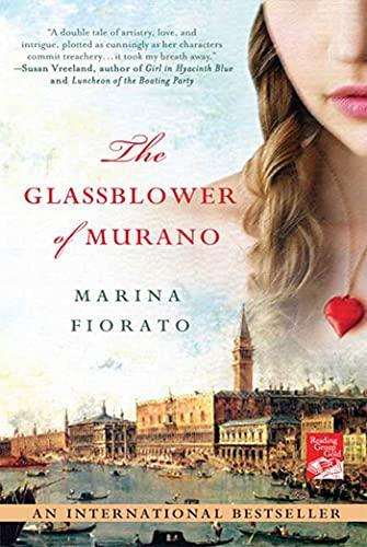 9780312386986: The Glassblower of Murano