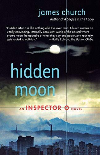 9780312387662: Hidden Moon: An Inspector O Novel