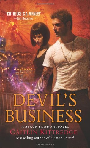 Devil's Business (Black London)