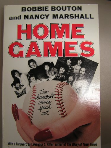 Home Games: Bouton, Bobbie, Marshall, Nancy