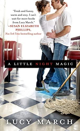 9780312389376: A Little Night Magic: A Novel