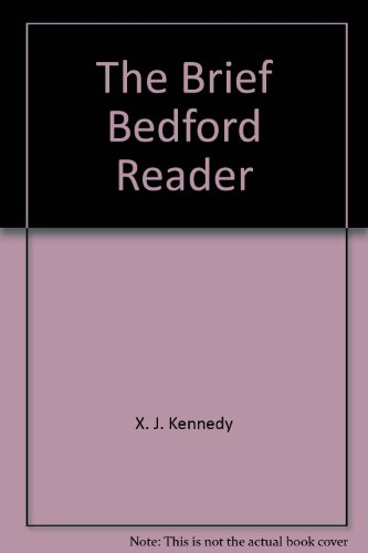 9780312399375: The Brief Bedford Reader Eighth Edition