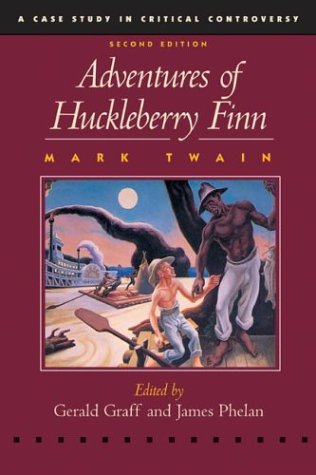 9780312400293: The Adventures of Huckleberry Finn (Case Study in Critical Controversy)