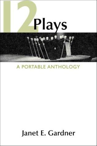 9780312402099: 12 Plays: A Portable Anthology