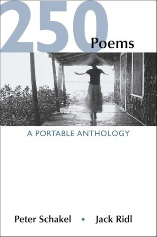 9780312402389: 250 Poems: A Portable Anthology