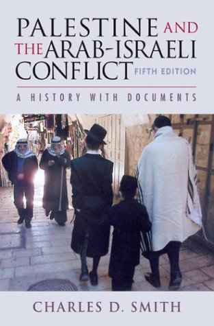 9780312404086: Palestine and the Arab-Israeli Conflict