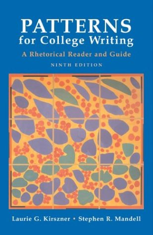 9780312404314: Patterns for College Writing: A Rhetorical Reader and Guide