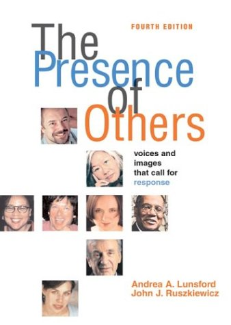 9780312404345: The Presence of Others: Voices and Images That Call for Response