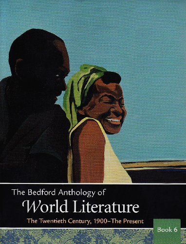 9780312404826: Bedford Anthology of World Literature Pack B (Volumes 4, 5, and 6)