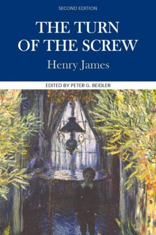 The Turn of the Screw (Bedford Series: Henry James; Editor-Peter