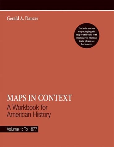 Maps in Context Vol. 1 : To: James A. Henretta;