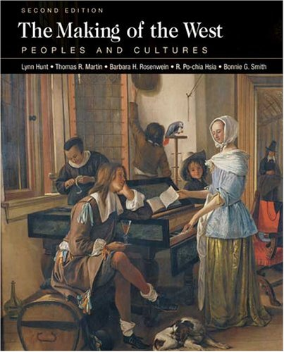 9780312409593: The Making of the West: Peoples and Cultures