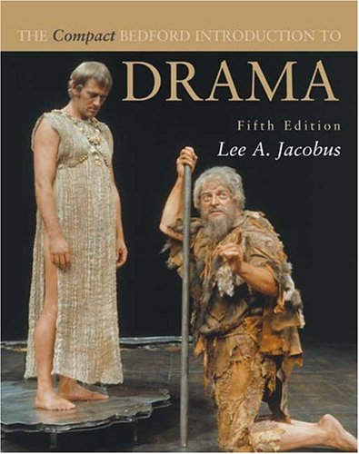 9780312414399: The Compact Bedford Introduction to Drama