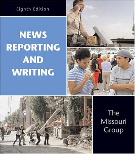 9780312416461: News Reporting and Writing