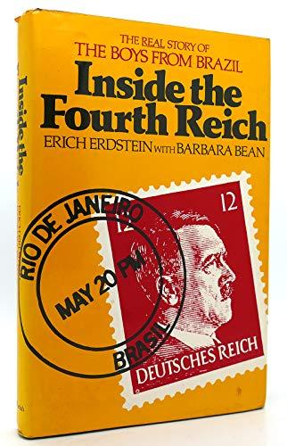 Inside the Fourth Reich: Erdstein, Erich