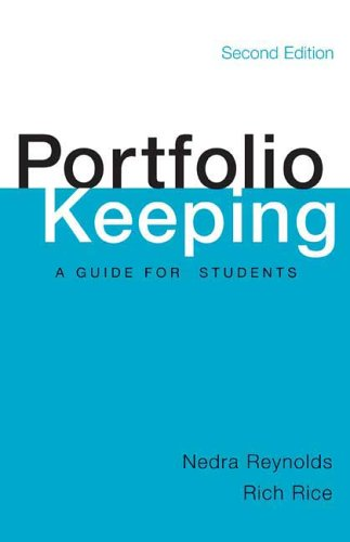 9780312419097: Portfolio Keeping: A Guide for Students, 2nd edition