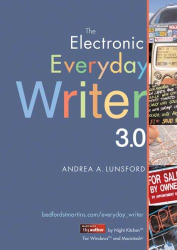 9780312419745: The Electronic Everyday Writer 3.0