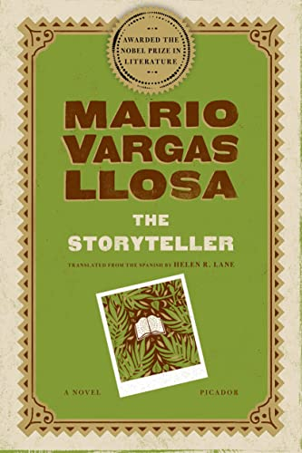 9780312420284: The Storyteller: A Novel