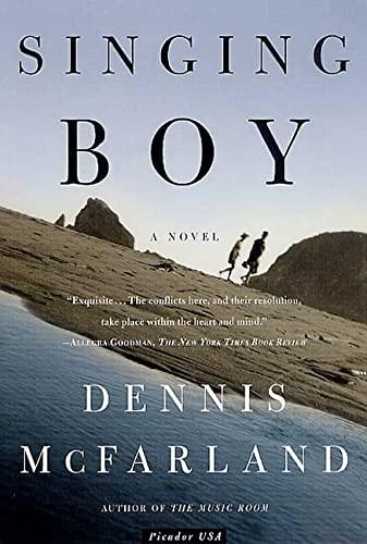 9780312420628: Singing Boy: A Novel