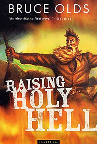 9780312420932: Raising Holy Hell: A Novel