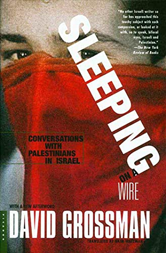 9780312420970: Sleeping on a Wire: Conversations with Palestinians in Israel