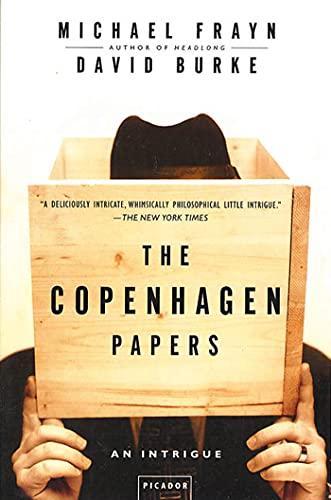 9780312421243: The Copenhagen Papers: An Intrigue
