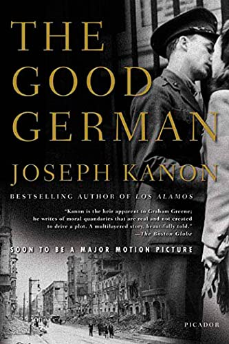 9780312421267: The Good German (Bestselling Backlist)