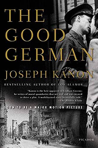 The Good German : A Novel: Joseph Kanon