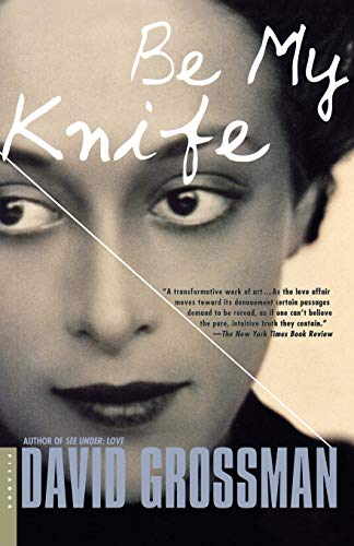 9780312421472: Be My Knife: A Novel