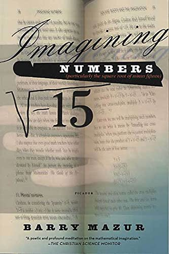 9780312421878: Imagining Numbers: (particularly the square root of minus fifteen)