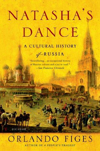 9780312421953: Natasha's Dance: A Cultural History of Russia