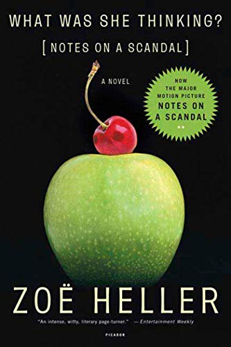 9780312421991: What Was She Thinking?: Notes on a Scandal a Novel