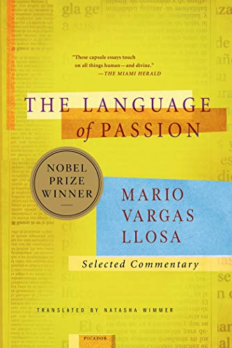 9780312422547: The Language of Passion: Selected Commentary