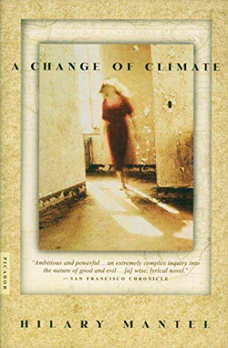 9780312422882: A Change of Climate: A Novel