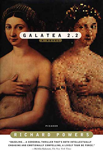 Galatea 2.2: A Novel: Powers, Richard