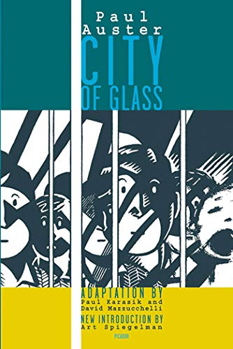9780312423605: City of Glass: The Graphic Novel (New York Trilogy)