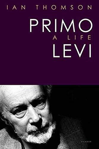 9780312423674: Primo Levi