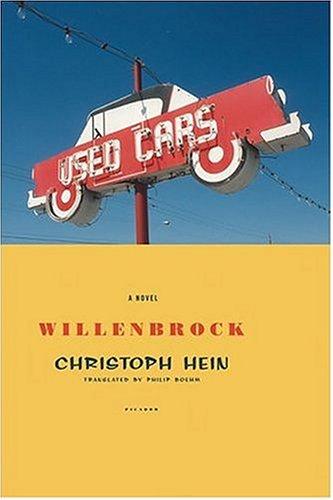 9780312423681: Willenbrock: A Novel