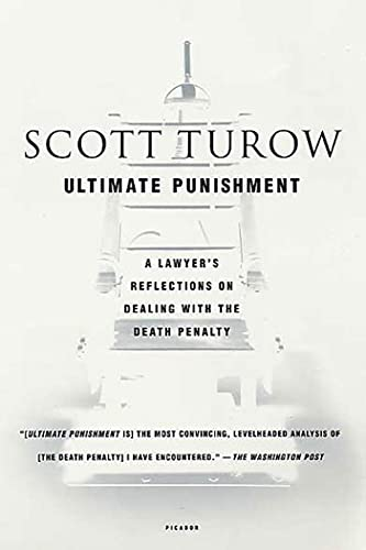 9780312423735: Ultimate Punishment: A Lawyer's Reflections on Dealing with the Death Penalty