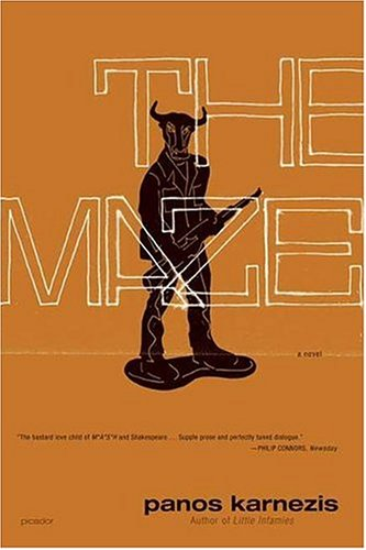 9780312423834: The Maze: A Novel
