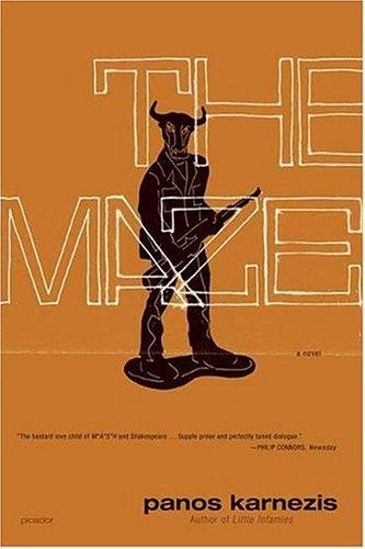 9780312423834: The Maze: A Novel