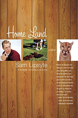 Home Land: Lipsyte, Sam