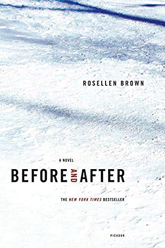 9780312424411: Before and After: A Novel