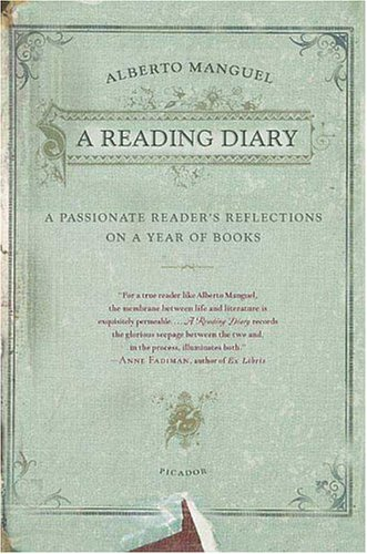 9780312424459: A Reading Diary: A Passionate Reader's Reflections on a Year of Books