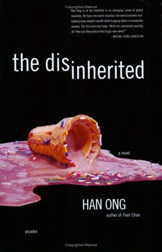 9780312424619: The Disinherited: A Novel
