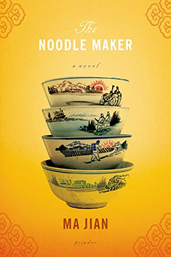 9780312424794: The Noodle Maker: A Novel